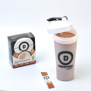 Coconut protein shake