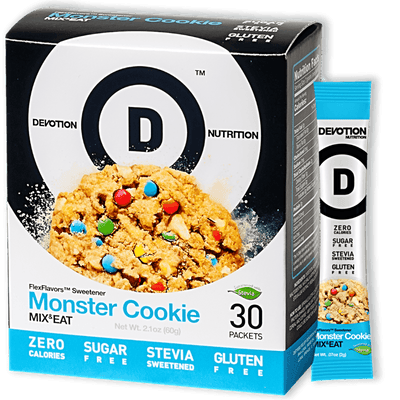 Monster Cookie Flex Flavor