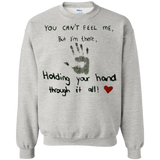 Christmas Sweatshirt - I Hold Your Hand - all best sales
