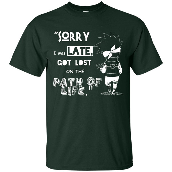 Best Excuse From Kakashi Sensei S-6XL sizes - Naruto Way