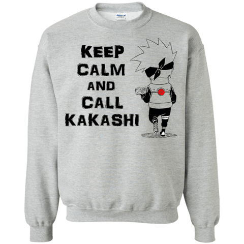 Christmas Sweatshirt - Call Kakashi - Naruto Way