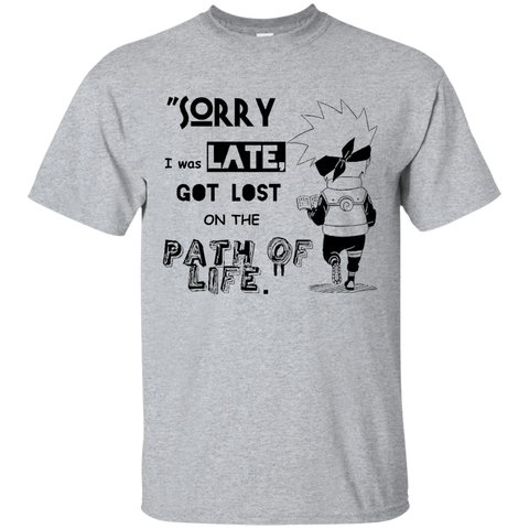 T-Shirt Best Excuse From Kakashi Sensei S-6XL sizes - Naruto Way