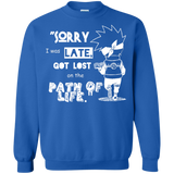 Christmas Sweatshirt - Kakashi is Late - all best sales