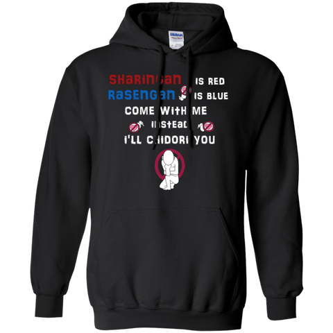 Sharingan, Rasengan and Chidori - Pullover Hoodie - all best sales