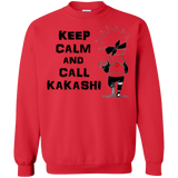 Christmas Sweatshirt - Call Kakashi - all best sales