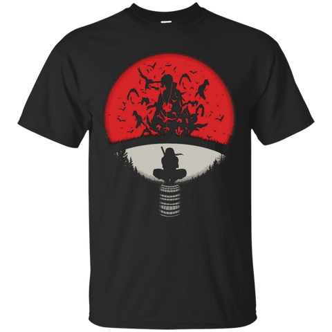 Uchiha Crest - Custom Ultra Cotton T-Shirt - all best sales