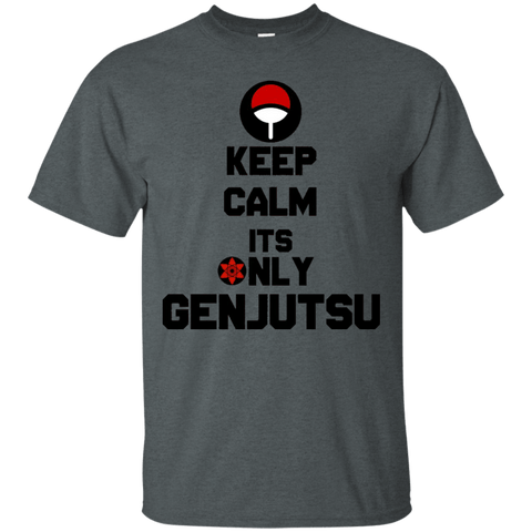 Genjutsu Uchiha - Custom Ultra Cotton T-Shirt - Naruto Way
