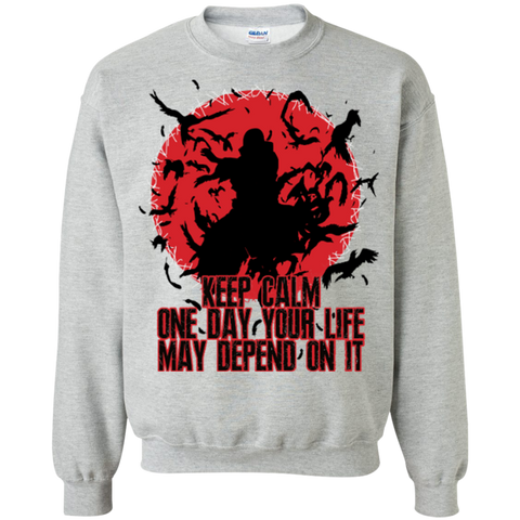 Christmas Sweatshirt - Itachi - all best sales