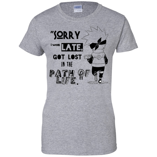 I was Late - Ladies T-Shirt - all best sales