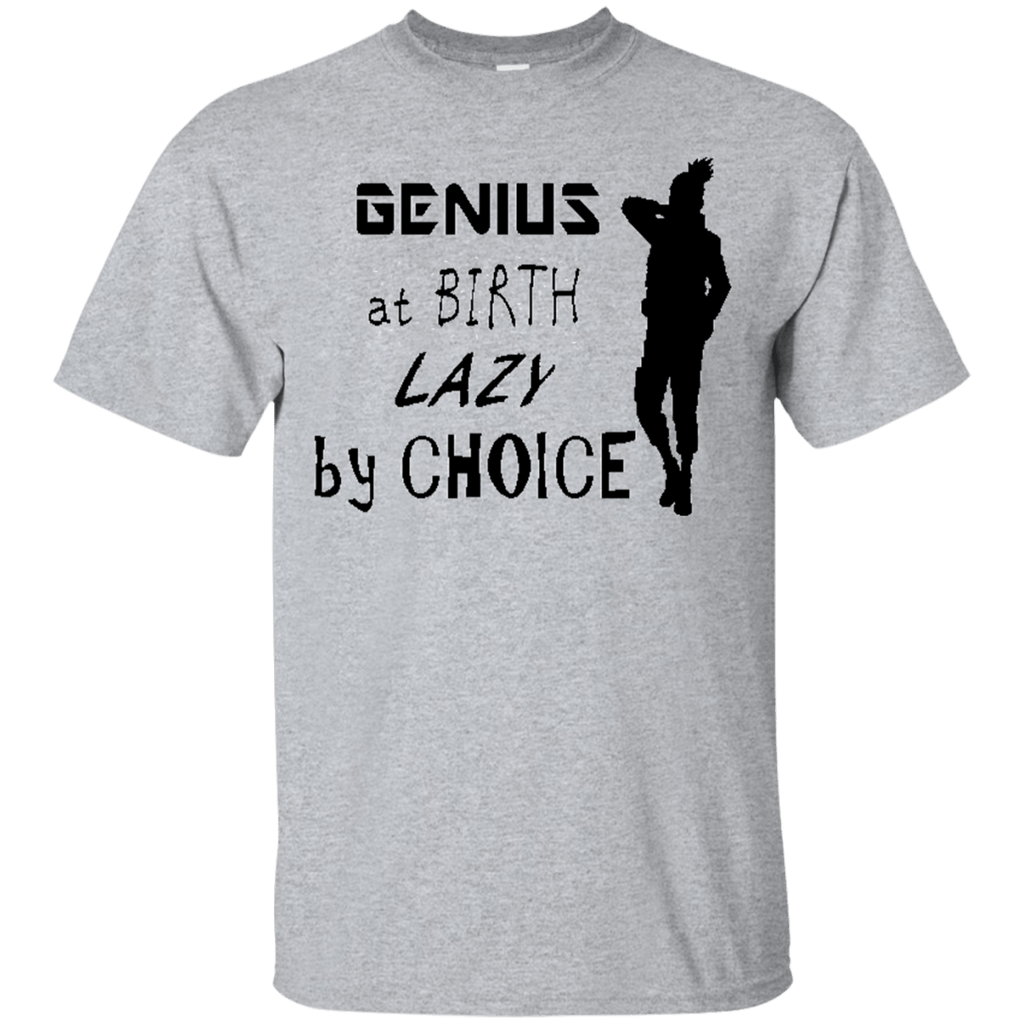 Naruto - Shikamaru Lazy Genius - Custom Ultra Cotton T-Shirt - Naruto Way
