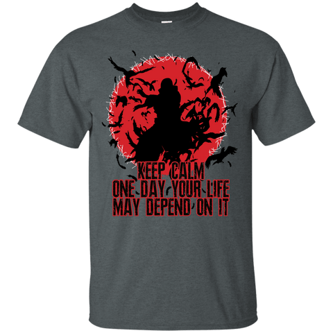 Itachi Uchiha - Keep Calm - Naruto Way