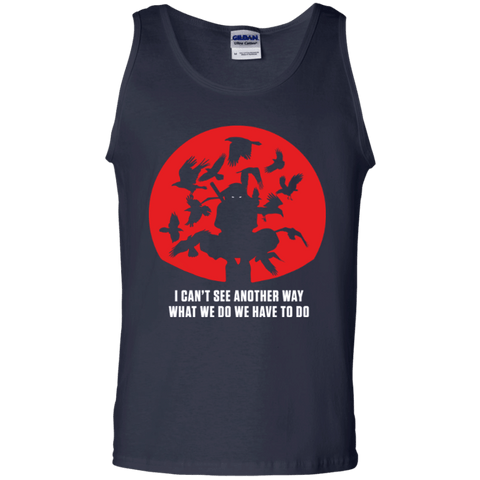 Itachi Uchiha - No Way - Cotton Tank Top - all best sales