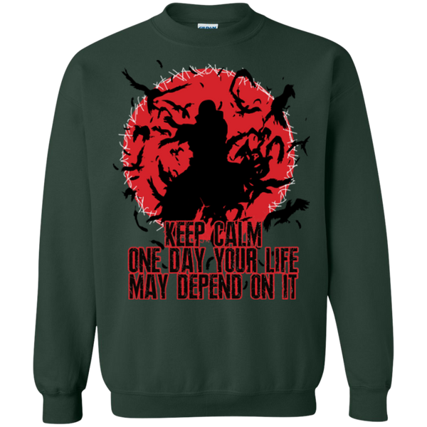 Christmas Sweatshirt - Itachi - Naruto Way