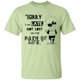 T-Shirt Best Excuse From Kakashi Sensei S-6XL sizes - all best sales