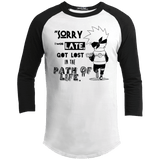 Kakashi Quotes Sporty T - Sorry I was Late Got Lost in the Path of Life - all best sales