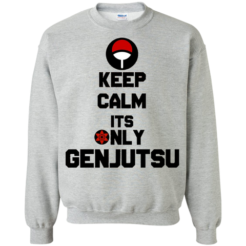 Christmas Sweatshirt - Genjutsu - Naruto Way