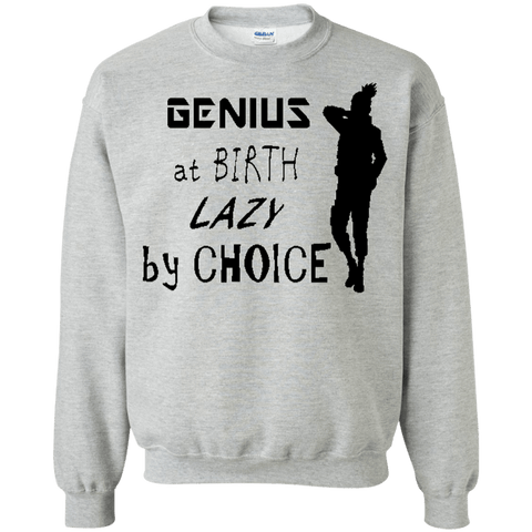 Christmas Sweatshirt - Naruto - Shikamaru Lazy Genius - Naruto Way
