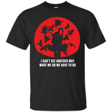 Itachi Uchiha - No Way - Original Naruto T-shirt - all best sales