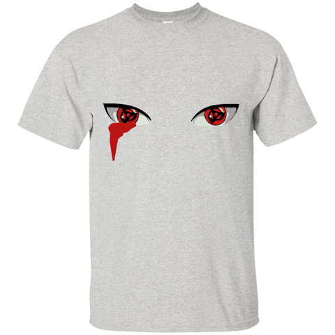 Obito-Kakashi Sharingan - Custom Ultra Cotton T-Shirt - Naruto Way