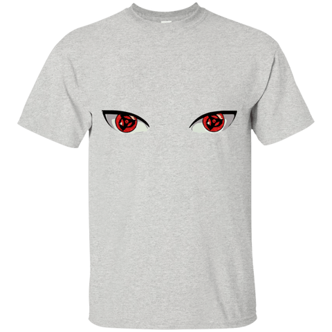 Obito Sharingan - Custom Ultra Cotton T-Shirt - Naruto Way