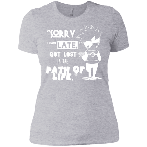 I was Late - Ladies' Tee - all best sales