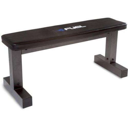 Fuel Pureformance Flat Weight Bench - all best sales