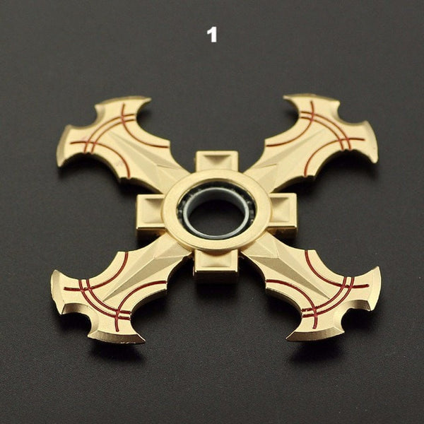 Free Shipping. Shuriken spinner. - all best sales