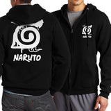 Akatsuki Red Cloud Hoodies S-4XL Naruto Sweater - all best sales