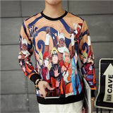 Anime 3D Naruto Sweatshirt S-XXL - all best sales