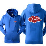Naruto Red Cloud Hoodie S-XXL - all best sales