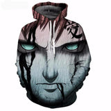 3D Naruto Crewneck Anime Hoodie S-5XL - all best sales