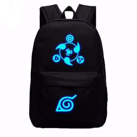 Naruto Luminous Backpacks