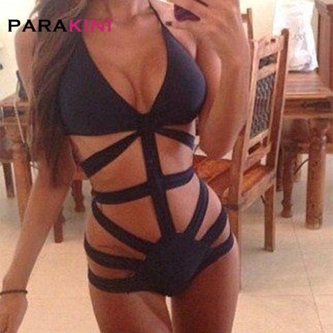 High Waist One Piece - all best sales