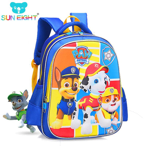 3D Bags Boys Girls Backpack Kids Puppy Mochilas Escolares Infantis School Bags  All Best Sales - Online Store