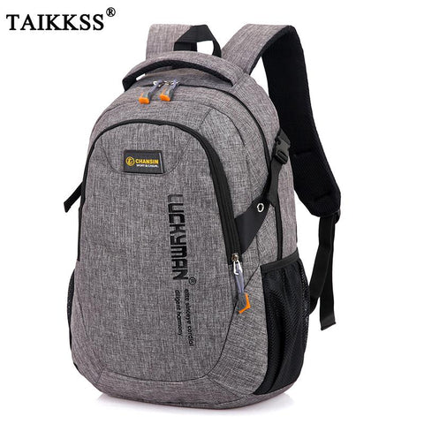 Backpack High School College Students Men Women Polyester Laptop Computer Bags - all best sales
