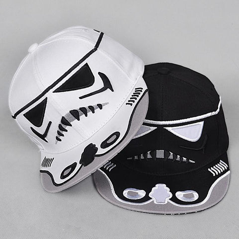 Hip Hop Cap Star Wars Strapback - Naruto Way