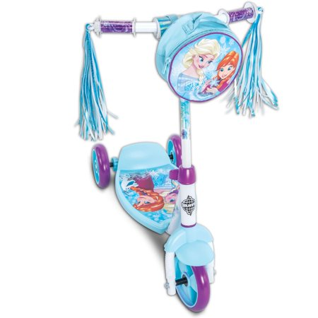 Disney Frozen Girls' 3-Wheel Preschool Scooter, by Huffy - all best sales