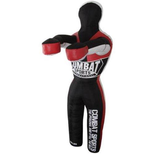 Combat Sports Youth Grappling Dummies, Black, White, Red - all best sales