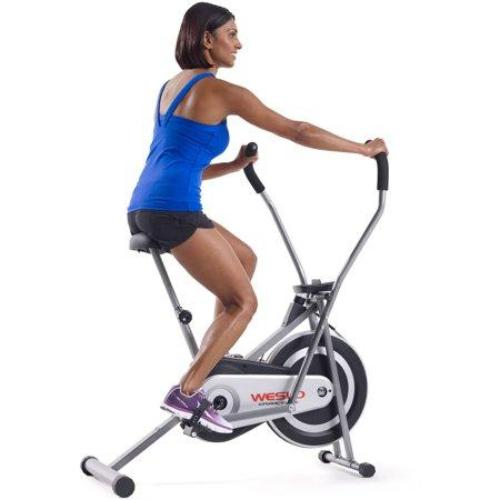 Weslo Cross Cycle Upright Exercise Bike - all best sales