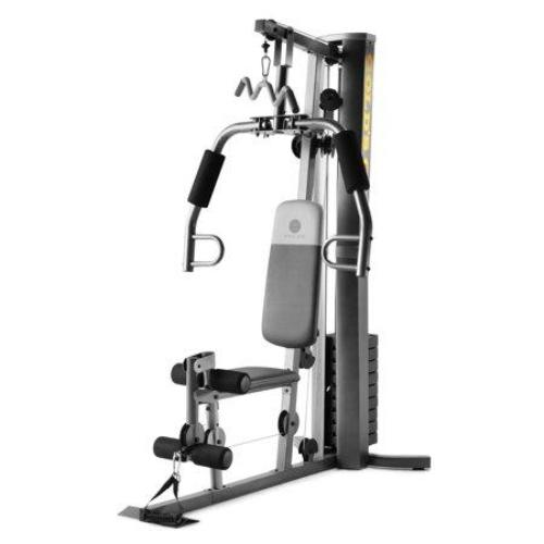 Gold's Gym XRS 50 Home Gym with High and Low Pulley System - all best sales