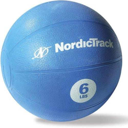 Nordictrack Medicine Ball, 6 lbs - all best sales