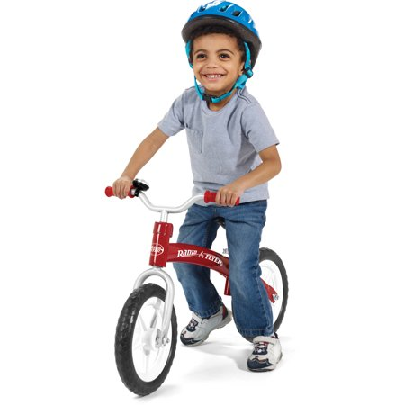 Radio Flyer Glide & Go Balance Bike, Red - all best sales