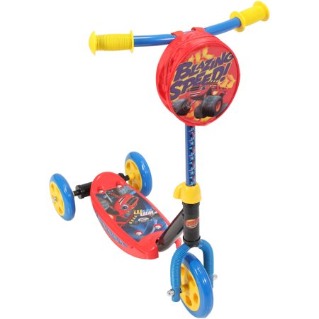 Playwheels Blaze and the Monster Machines 3-Wheel Scooter - all best sales