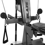 Bowflex Blaze Home Gym with 60+ Exercises and 210 lbs. Power Rod Resistance - all best sales