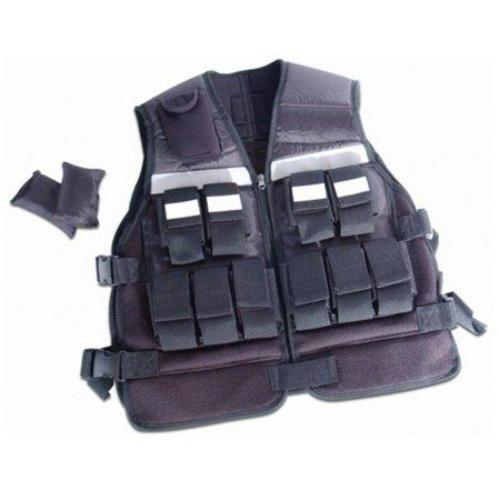 CAP 20 lb Adjustable Weighted Vest - all best sales