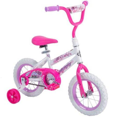 "Huffy 12"" Sea Star Girls' EZ Build Bike, Pink - all best sales"