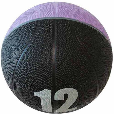 SPIN Fitness Commercial-Grade Medicine Ball, 12 lbs - all best sales