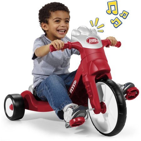 Radio Flyer My First Big Flyer with Lights & Sounds - all best sales