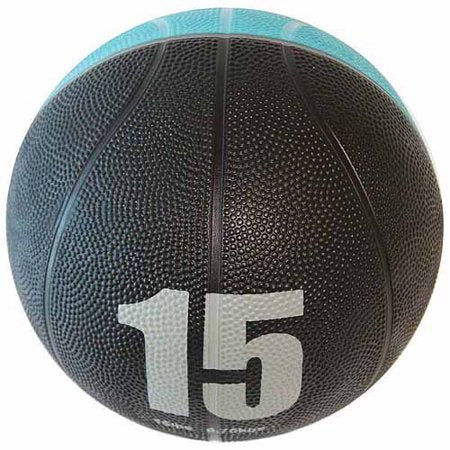SPIN Fitness Commercial-Grade Medicine Ball, 15 lbs - all best sales