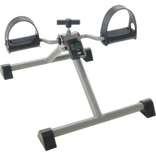 Gold's Gym Folding Upper & Lower Body Cycle with Monitor - all best sales